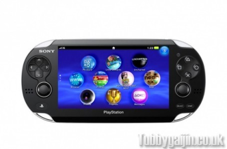 PSP2 Announced!
