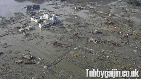 Magnitude 8.9 Earthquake devastates Japan