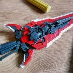 MG MBF-P02KAI Gundam Astray Red Frame - Tactical Arms IIL