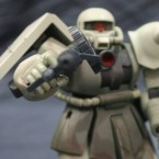 HG 1/144 MS-06 Zaku – Review