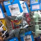Spare Gunpla Parts store in Akihabara