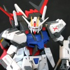 NG 1/100 GAT-X105 Aile Strike Gundam - Review