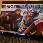 First Impressions: HG 1/144 RX-78-2 Gundam Ver 30th