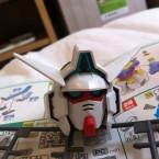 1/48 Mega Size Gundam AGE-1 Normal - Progress!