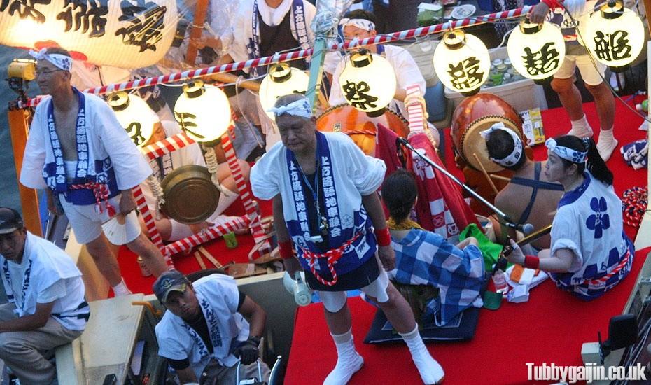 Tenjin Matsuri 2013