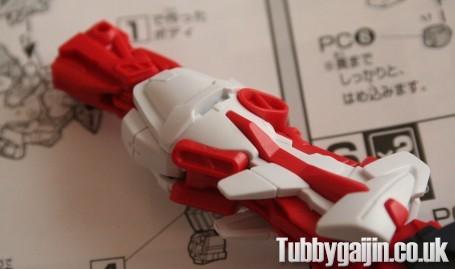 HG 1/144 Gundam Astray Red Frame [Flight Unit] - Review!