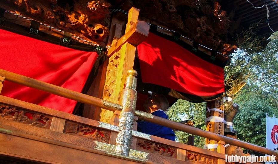 Hiraoka Festival (Shugosai) 2013