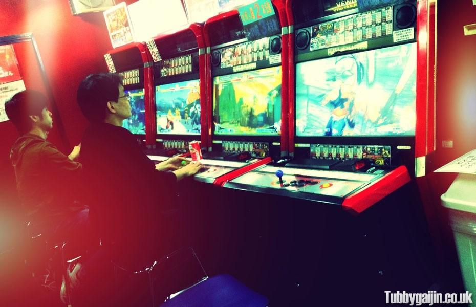 Monte 50 - ¥50 game arcade in Umeda