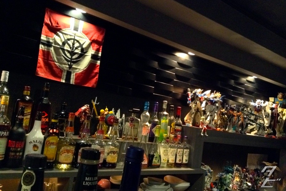 Bar Axis, Zeon bar in Kobe!