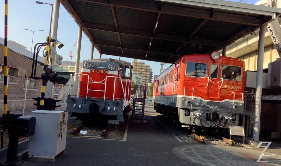 Bentencho Modern Transportation Museum - The final day