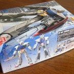 First impressions: MG 1/100 WD-M01 Turn A Gundam