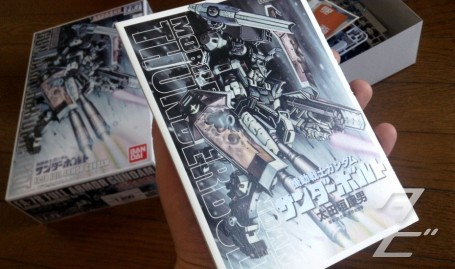 First impressions - HG 1/144 FA-78 Full Armor Gundam (Thunderbolt version)