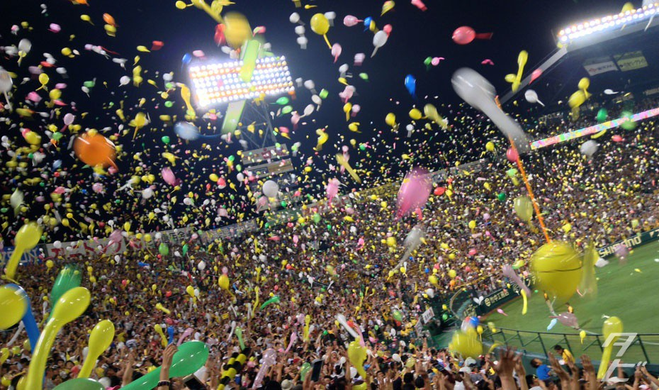 Hanshin Tigers Week: Thursday – Enjoying a game