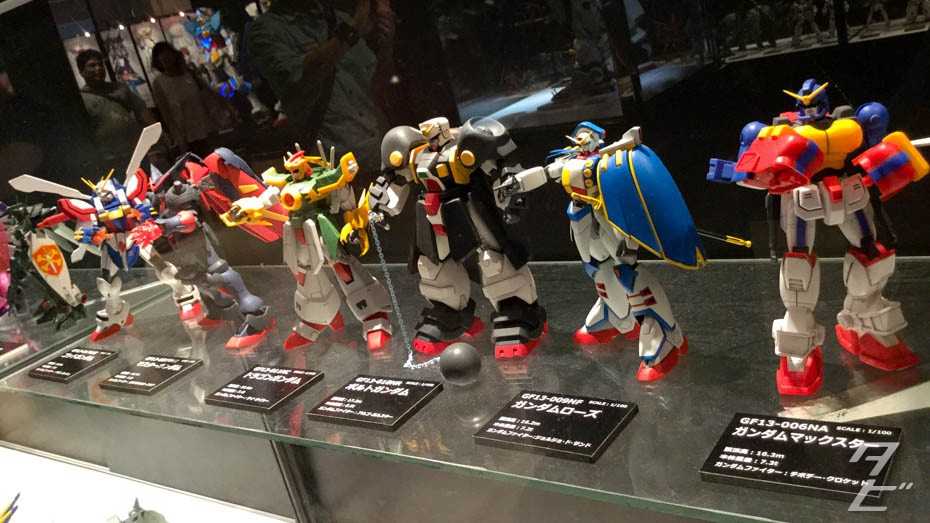 Gundam World 2015 at ATC Osaka