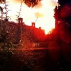Sunrise in Saltaire