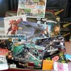 The Japan 2009 Stash!