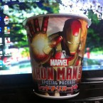 Iron Man 3, red chilli noodles