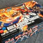 First impressions: HG 1/144 BG-011B Build Burning Gundam